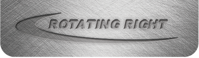 Rotating Right Inc Logo